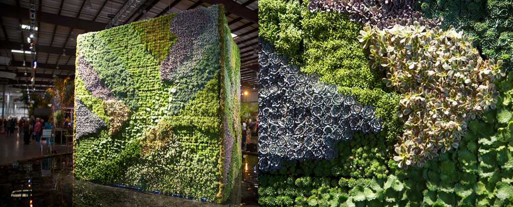 Delicieux This Botanist And Landscape Architect Has Vertical Garden Installations  Across The Globe. Http://www.verticalgardenpatrickblanc.com/